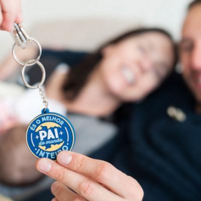 Porta-chaves | Para pais fantásticos