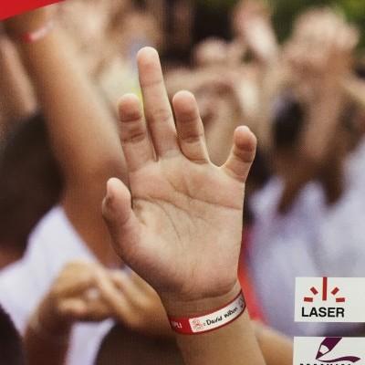 Printable Identification wristbands | Pulseiras identificativas personalizáveis