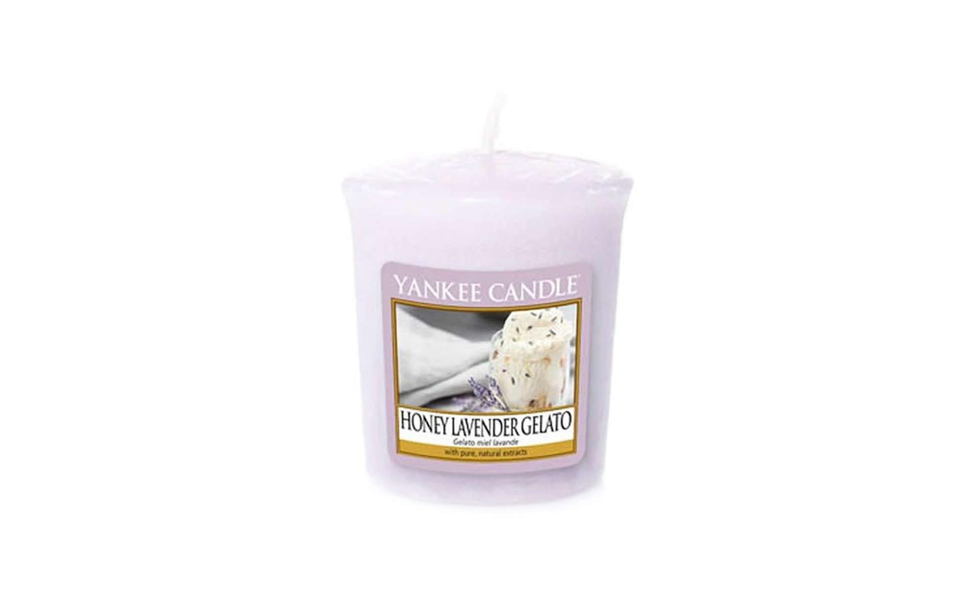 Yankee Candle Votive Sampler Honey Lavender Gelato
