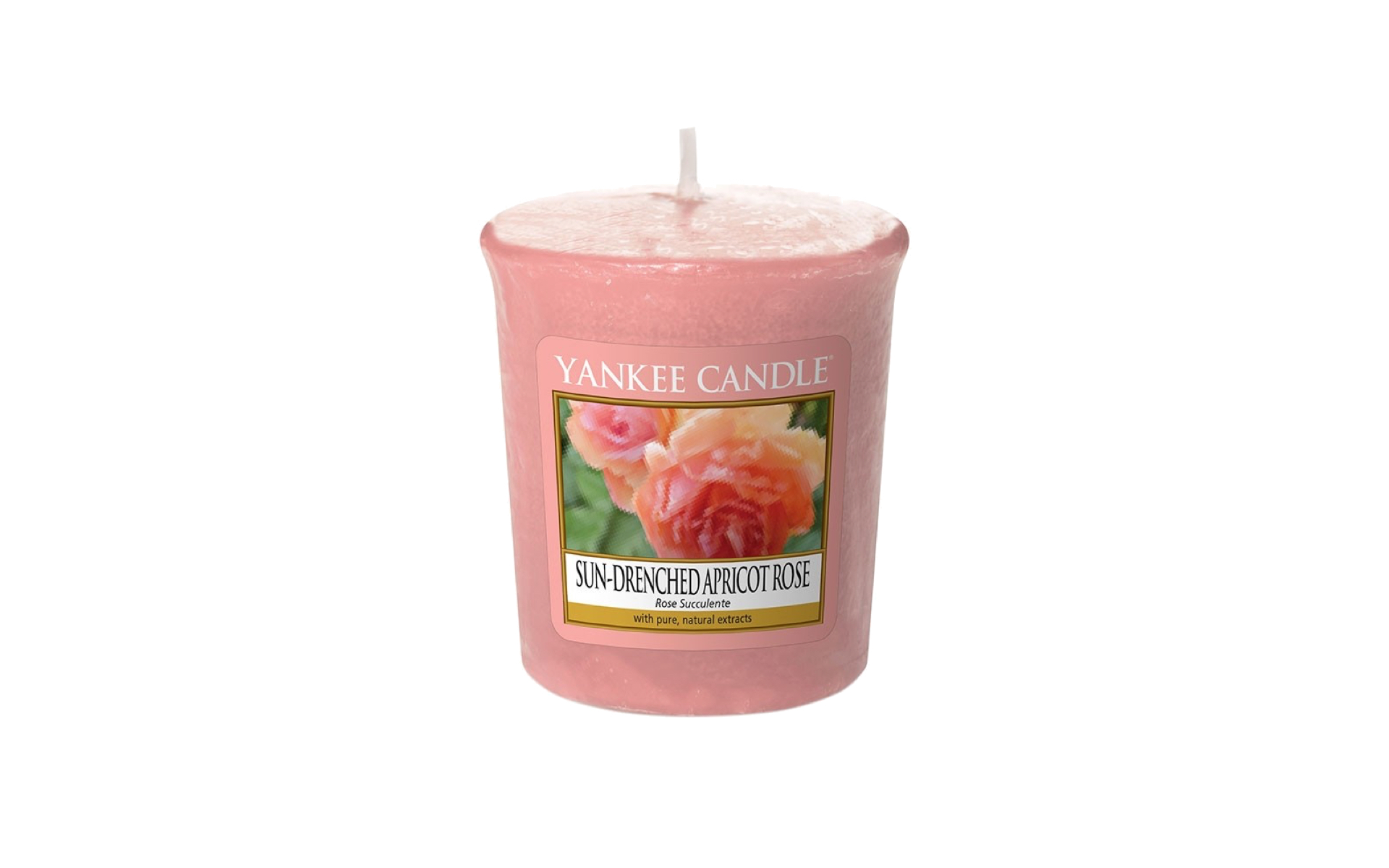 Yankee Candle Votive Sampler Sun-Drenched Apricot Rose
