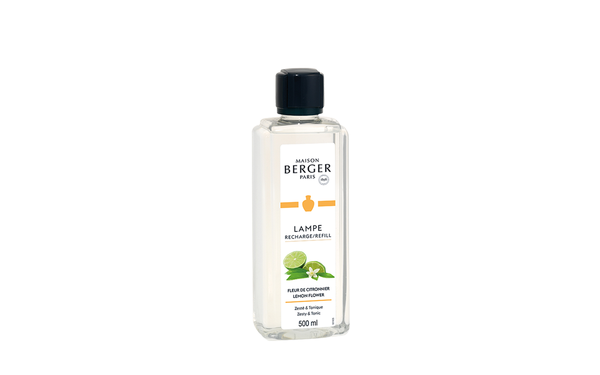 Recarga Lamparina 500ml Lemon Flower