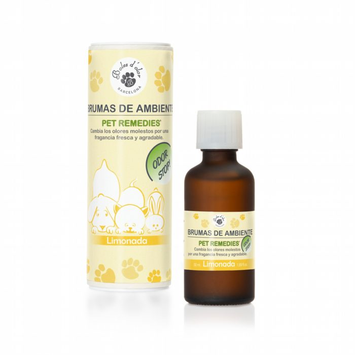 Boles d'olor Óleo Pet Remedies Limonada 50ml