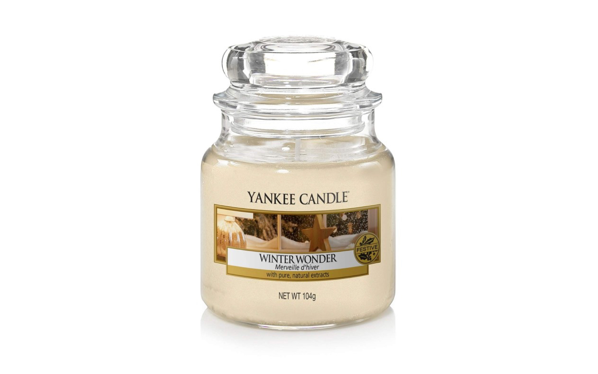 Yankee Candle Vela Perfumada Winter Wonder