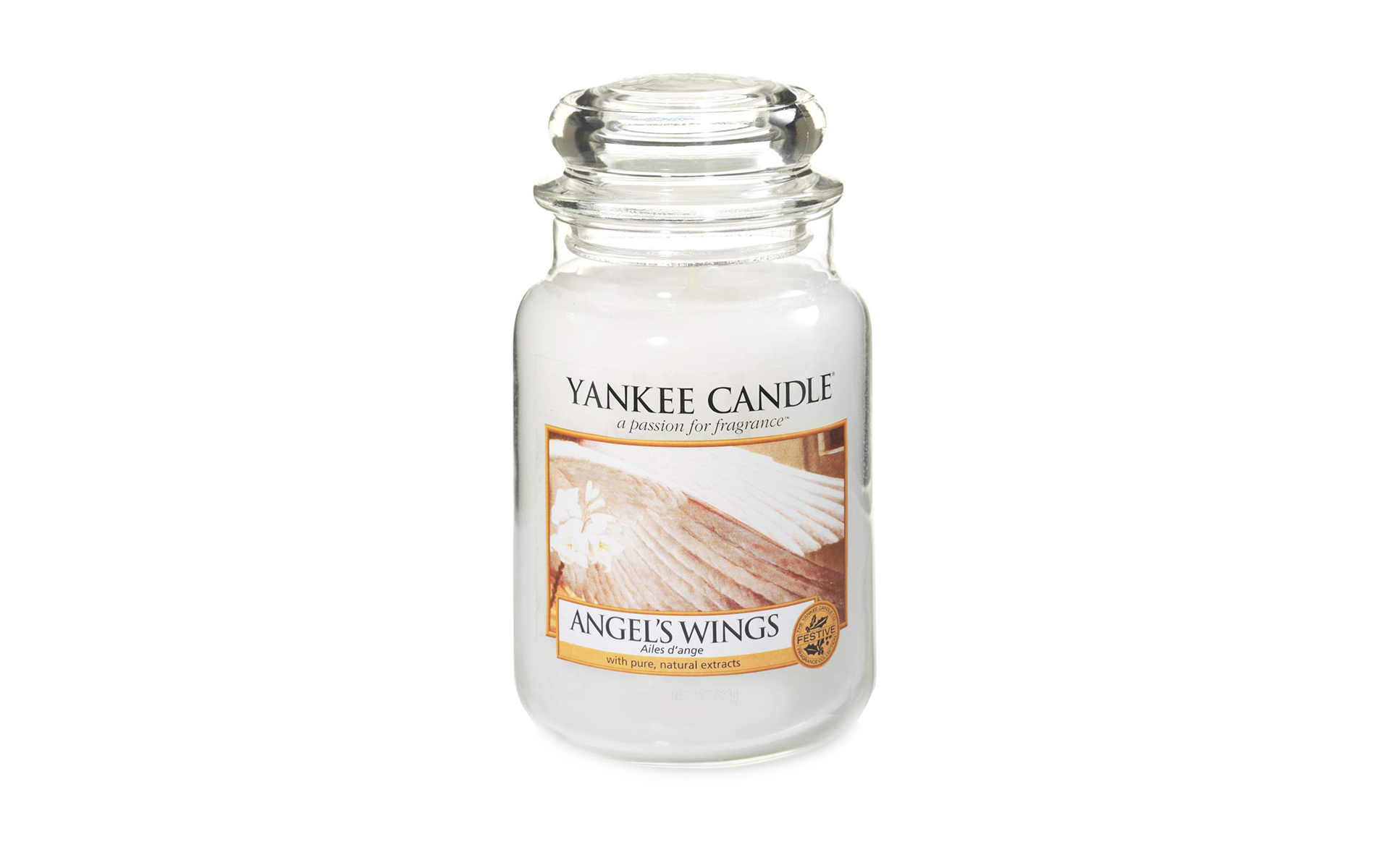 Yankee Candle Vela Perfumada Angel's Wings