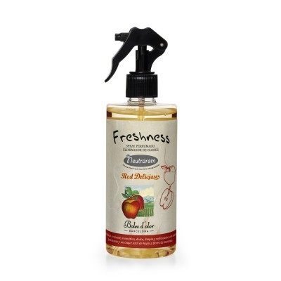 Ambientador Spray Freshness Red Delicious