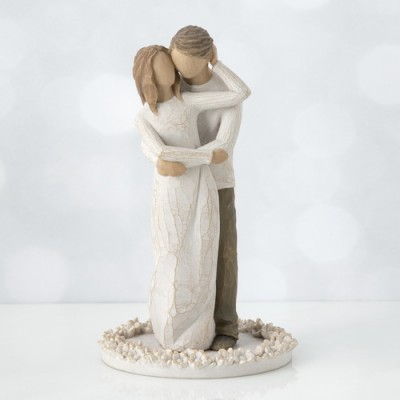 Estatueta Together Cake Topper