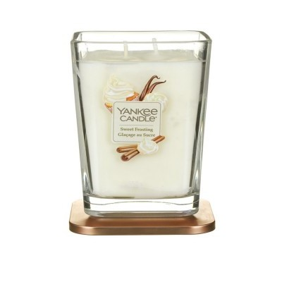 Yankee Candle Elevation Vela Perfumada Sweet Frosting