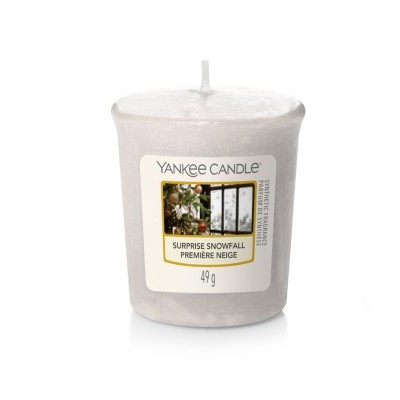 Yankee Candle Votive Sampler Surprise Snowfall