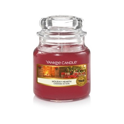 Yankee Candle Vela Perfumada Holiday Hearth