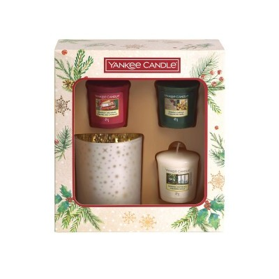 Yankee Candle Coffret Magical Christmas Morning Votive