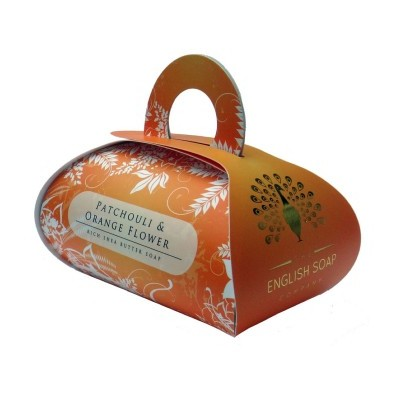 Sabonete 260g Patchouli & Orange Flower