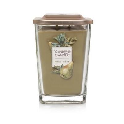 Yankee Candle Elevation Vela Perfumada Pear and Tea Leaf