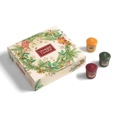 Yankee Candle Coffret 12 Votives