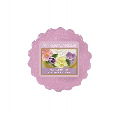 Yankee Candle Tarte Perfumada Floral Candy
