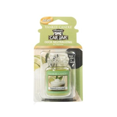 Yankee Candle Gel Carro  Vanilla Lime