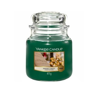 Yankee Candle Vela Perfumada Singing Carols