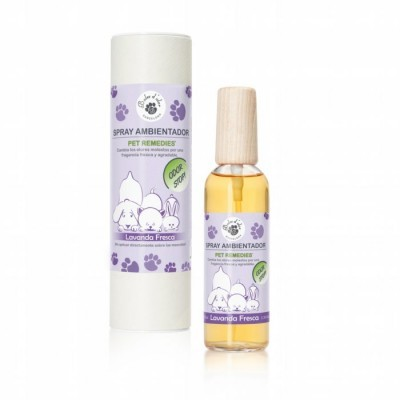 Boles d'olor Spray Stop Odor Pet Remedies Lavanda Fresca