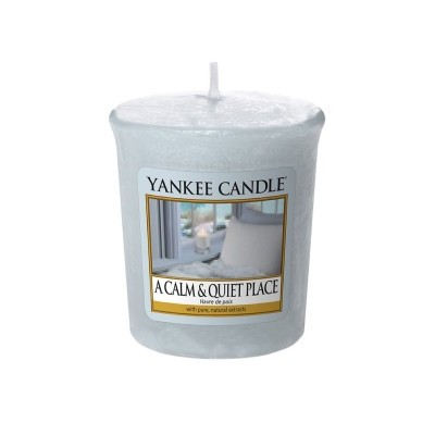 Yankee Candle Votive Sampler A Calm & Quiet Place