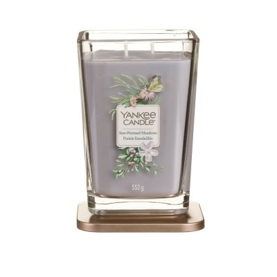 Yankee Candle Elevation Vela Perfumada Sun-Warmed Meadows