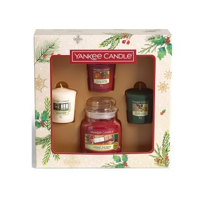 Yankee Candle Coffret Jarro Pequeno & Votives