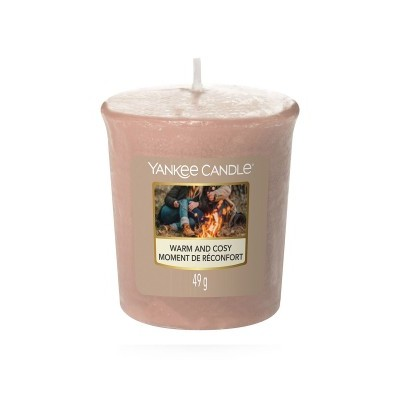 Yankee Candle Votive Sampler Warm and Cosy