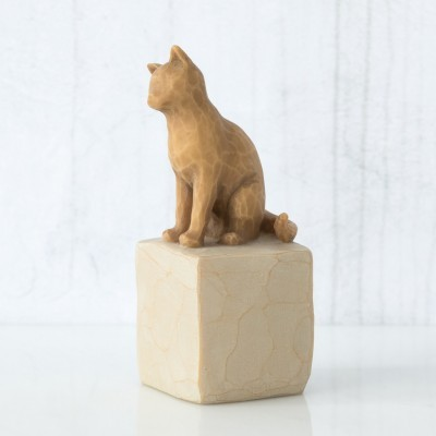 Estatueta Love my Cat (light)