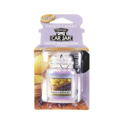 Yankee Candle Gel Carro Lemon Lavender