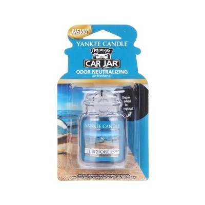 Yankee Candle Gel Carro Turquoise Sky