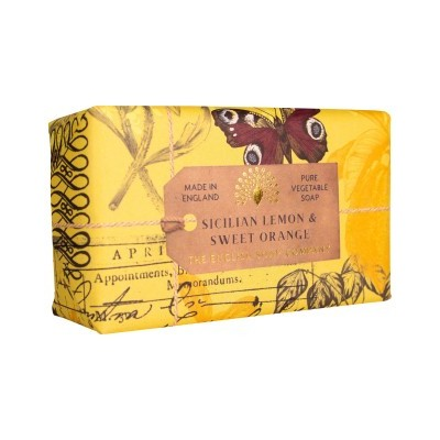 Sabonete 200g Sicilian Lemon & Sweet Orange