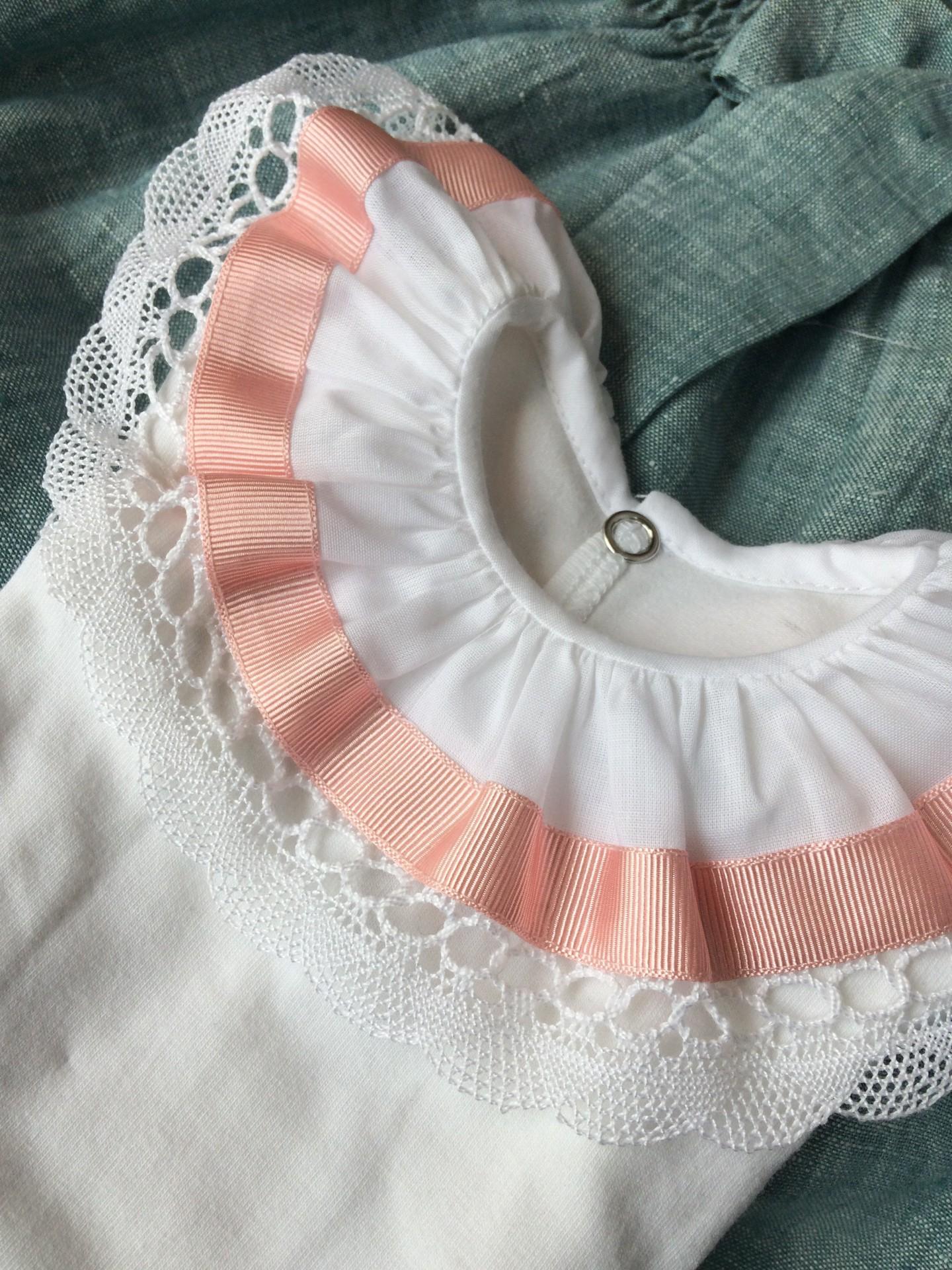 body rosa 2 manga curta