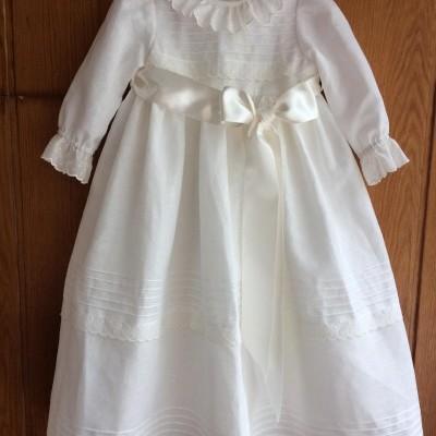 Vestido Batismo