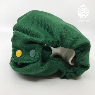Unikum Design - Akrobat - Capa Lã Side Snap