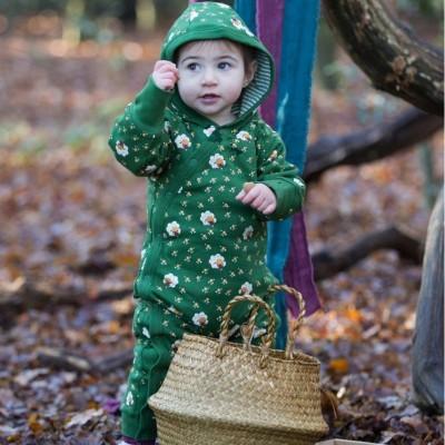 "Little Green Radicals - Fato casulo ""Snug as a Bug"""