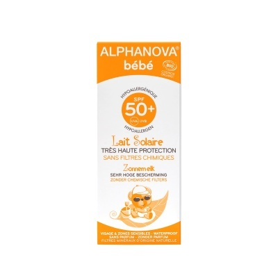 Alphanova - Leite Protector Solar Bebé