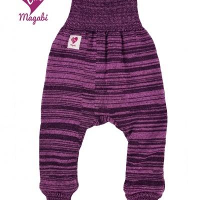 Magabi - Longies de Lã Merino