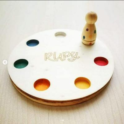 Rupy Toys - Calendário Semanal com Mipy