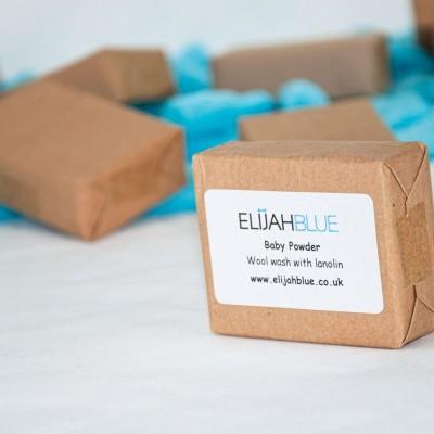 Elijah Blue - Sabonete de Lanolina 100g