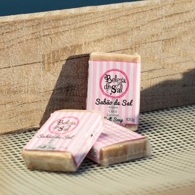 Beleza do Sal - Sabão de Sal