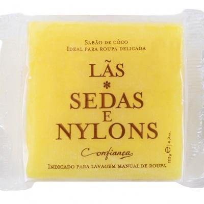 Confiança - Sabão Lãs, Sedas & Nylons