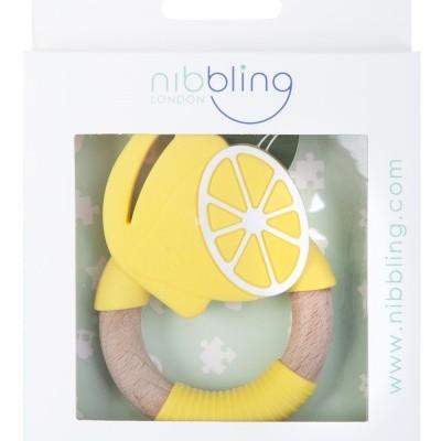 Nibbling - Superfoods - Mordedor Limão