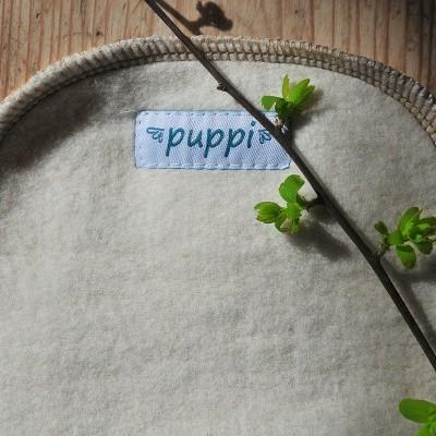 Puppi - Mini Booster de Algodão/ Bambu/ Cânhamo