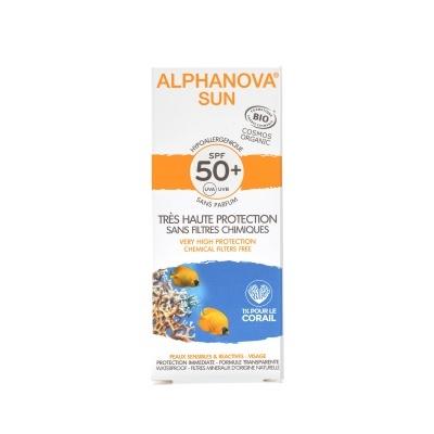 Alphanova - Creme Protector Solar Hipoalergénico