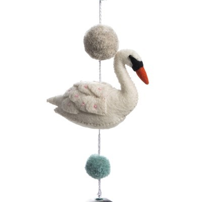 Sew Heart Felt - Mobile Darcy the Swan