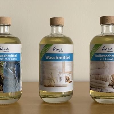 Ulrich Natürlich - Detergente para lãs com lanolina