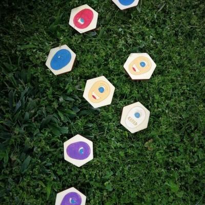 Rupy Toys - Jogo da Memória: Sentimentos