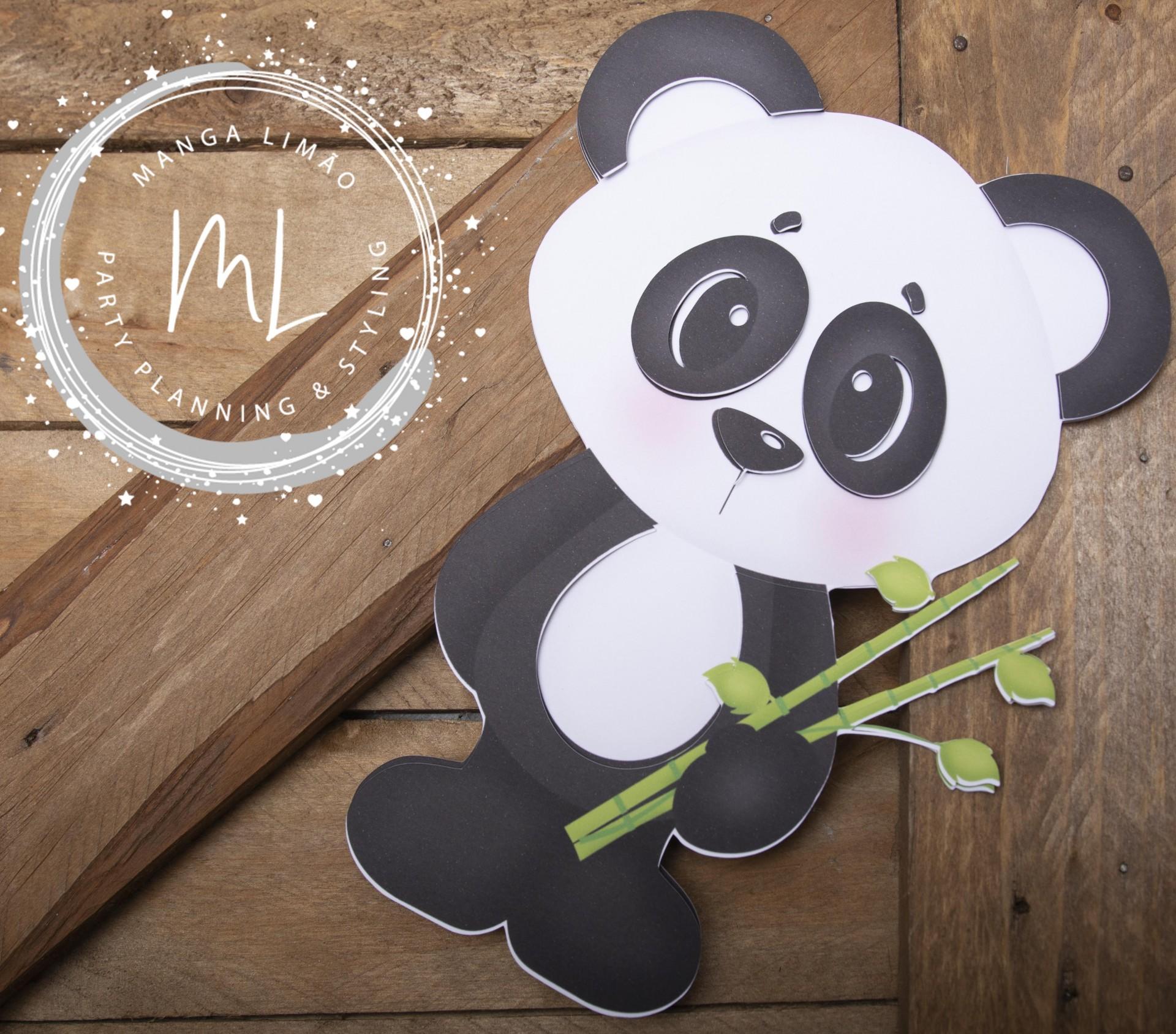 Panda 2 dimensões