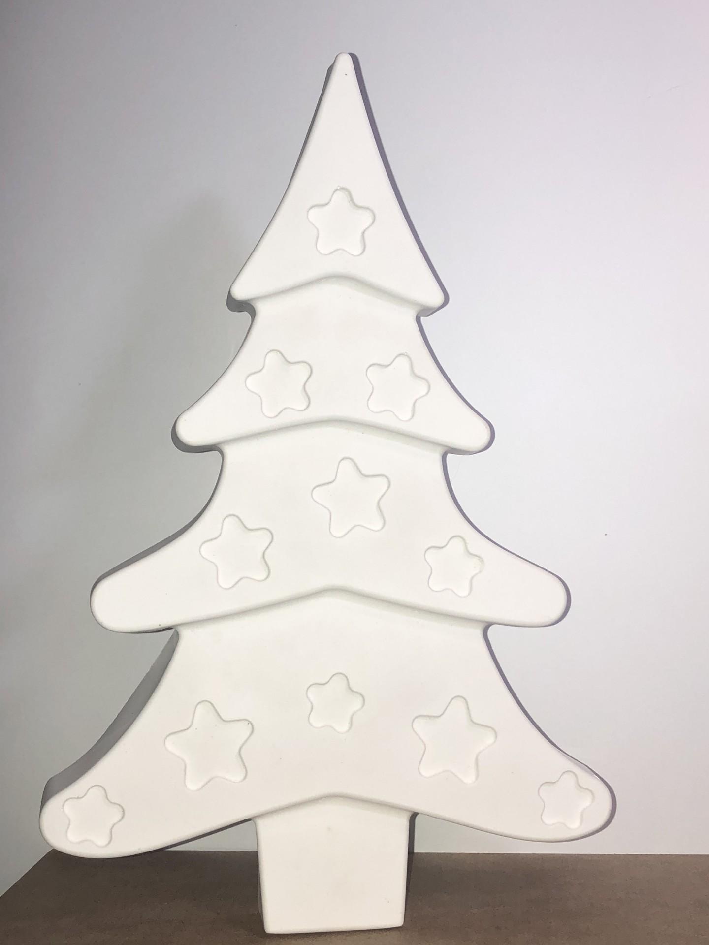 Arvore de Natal em gesso perfumado