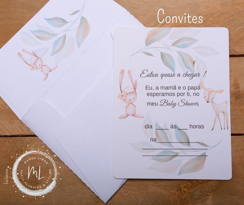 Postais e Convites