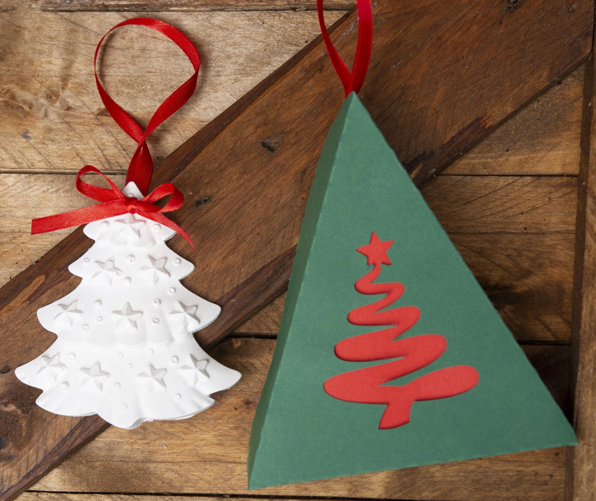Árvore de Natal em Gesso Perfumado