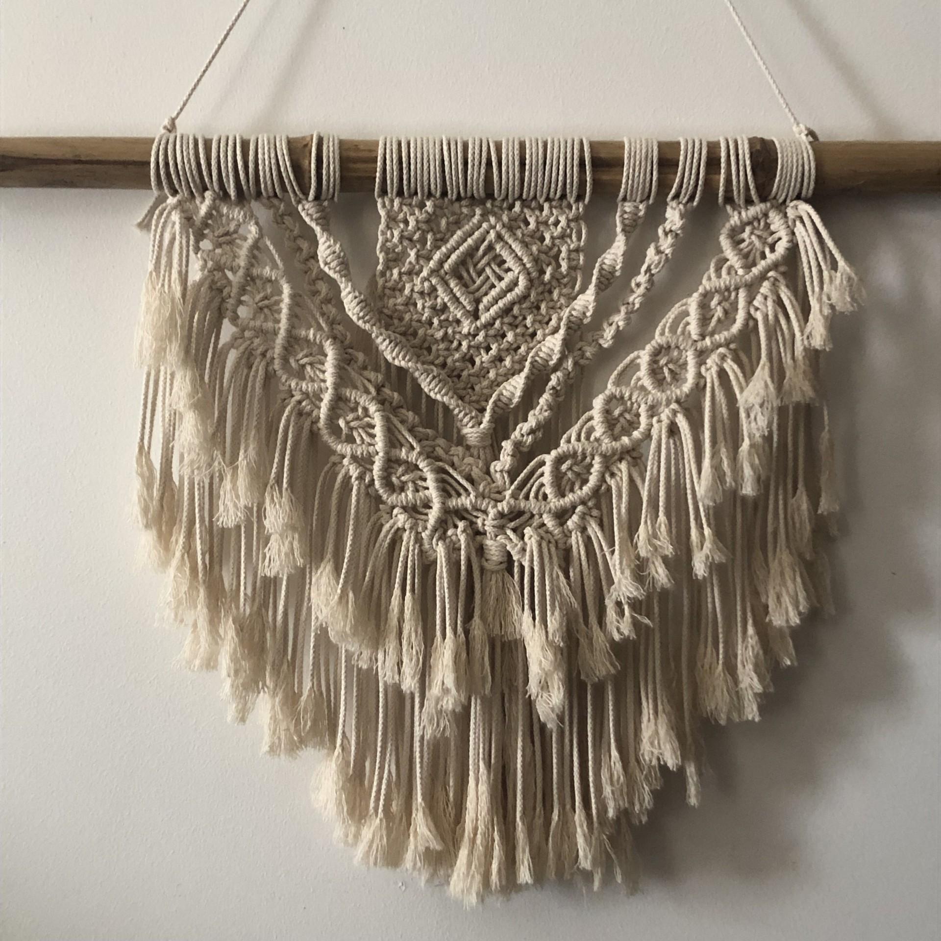 Macramé 'Wall hanger'
